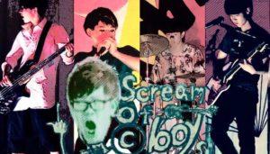 Scream of C boys